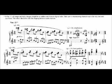 Marc-André Hamelin- Variations on a Theme by Paganini (Sheet Music)