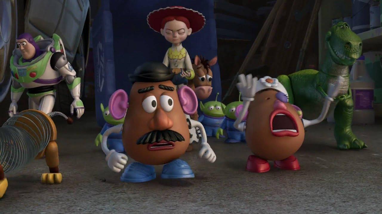 Toy Story 2 Mrs Potato Head