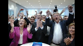 Die Demokratie ist der größte Sieger 01.09.2019 - Bananenrepublik