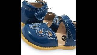 Летняя детская обувь с цветами для девочек детские сандалии на плоской подошве маленьких