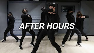 CHOREO CLASS VIDEO l The Weeknd - AFTER HOURS CHOREO DANCE VIDEO