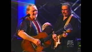 Willie Nelson Live by Request 2000 - Milk Cow Blues /w Francine Reed