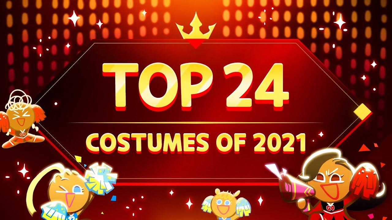 BEST COOKIE RUN COSTUMES OF 2021
