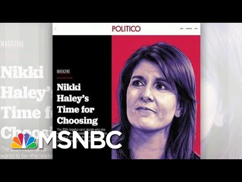 Nikki Haley Says Trump Won't Likely Be In The Picture   Morning Joe   MSNBC