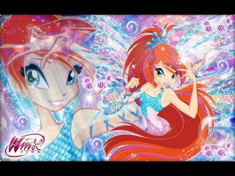 Winx Club Bloom Hada Del Fuego Del Dragón Youtube