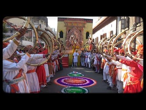 Shivjayanti 2017 Pune-Shoor Sardar Rathayatra-मोहिते,ढमढेरे,,मरळ,जेधे,धुमाळ,कोंडे Marathi Vlog #9