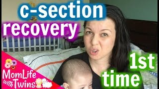 RECOVERY AFTER C SECTION | HOW TO COPE AND RECOVER FAST