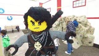 LEGO NINJAGO WORLD OFFICALLY OPENS  AT LEGOLAND CALIFORNIA RESORT
