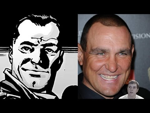 The Walking Dead - Who Should Play Negan?