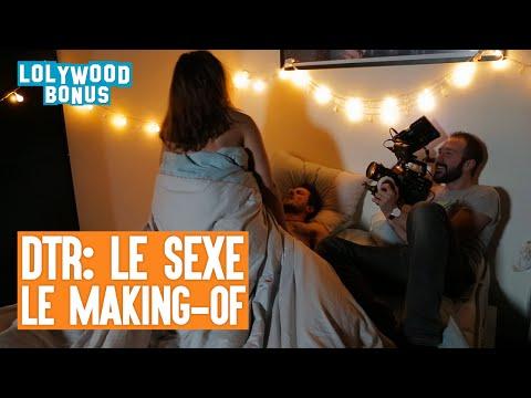 Dans tes rêves : Le sexe : Le making-of