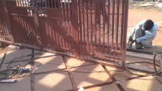 How To Make Automatic Gate?