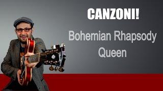 QUEEN - BOHEMIAN RHAPSODY - COME SUONARE CON LA CHITARRA! LEZIONE TUTORIAL