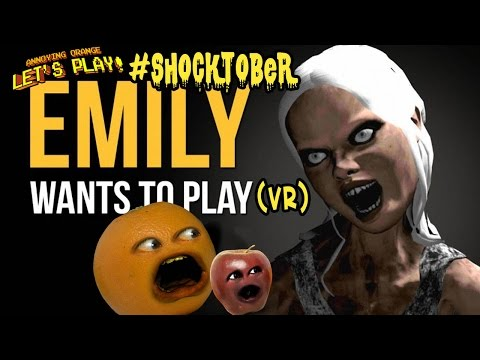Midget Apple & Annoying Orange Play - EMILY WANTS TO PLAY (VR)
