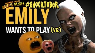 Midget Apple & Annoying Orange Play - EMILY WANTS TO PLAY (VR) | Annoying Orange