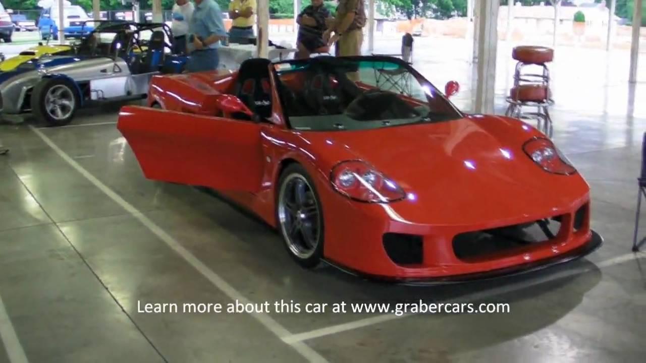2010 Grabercars La Bala built by Stryker - YouTube