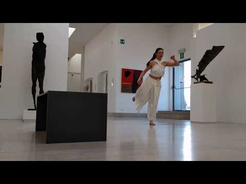 Danza al Museo Revoltella 04 - Trieste 04.03.2017