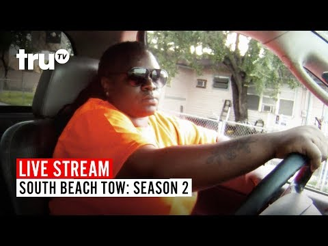 Watch FULL EPISODES of South Beach Tow: Season 2 | LIVE STREAM | truTV