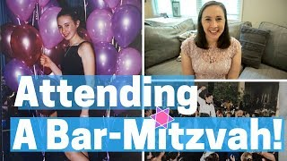 Attending a Bar Mitzvah or Bat Mitzvah - What to Expect as a Guest