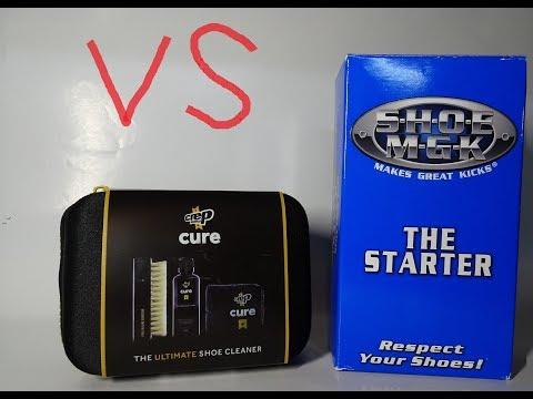 Shoe MGK VS Crep Cure