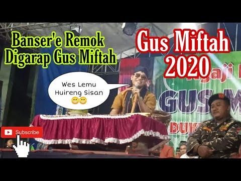 Gus Miftah Terbaru 2020 Lucu Bikin Ambyar Live Mbangeran Rembang Youtube