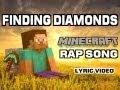 MINECRAFT SONG - FINDING DIAMONDS (ANIMATION)