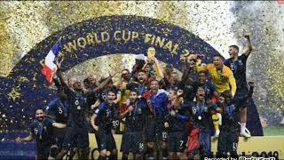 Magic system-Magic in the Air -coupe du monde 2018