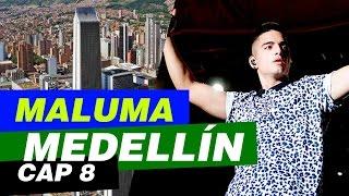MALUMA Concierto en Medellín / Wazza y Maluma Cap 8