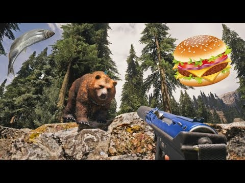 Мечката Чийзбъргър! - Far Cry 5 #15 thumbnail