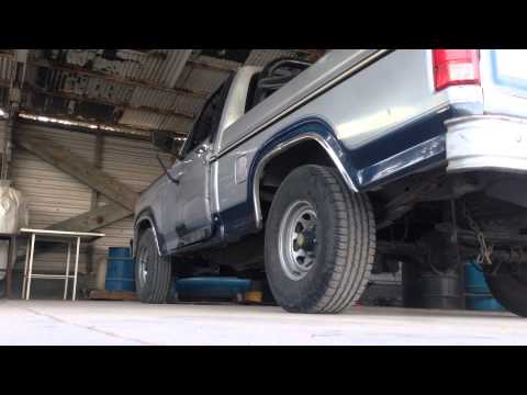 Ford F200 86 Flowmaster Exhaust