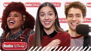 Secrets From The Set Of High School Musical: The Musical: The Series | Radio Disney