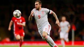 España vs Gales 4-1 - Resumen ~ Goles (2018)