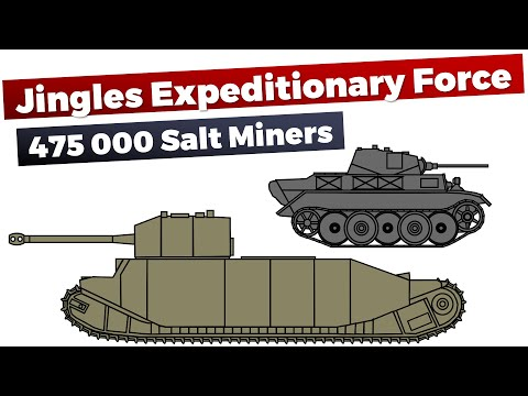 [Jingles Expeditionary Force] Armoured Division - Organization & Structure - April Fools Day 2016