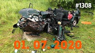 Фото ☭★Подборка Аварий и ДТП от 01.07.2020/#1308/Июль 2020/#авария