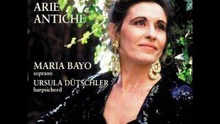 María Bayo & Ursula Dütschler - Arie Antiche / Alessandro Melani: Vezzosa Aurora