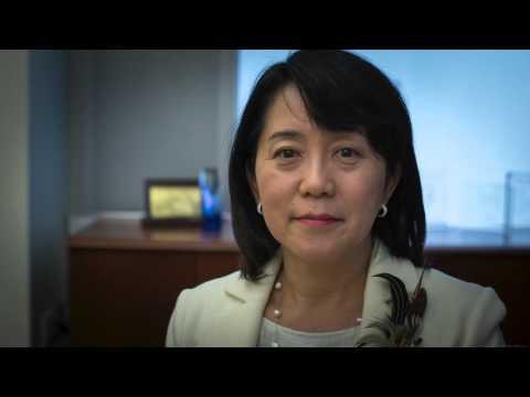 Masayo Takahashi - 2015 Winner of Ogawa-Yamanaka Stem Cell Prize