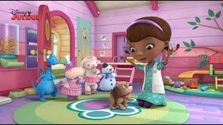 """Get Your Pet to the Vet"" Song #1 | Doc McStuffins | Disney Junior UK"