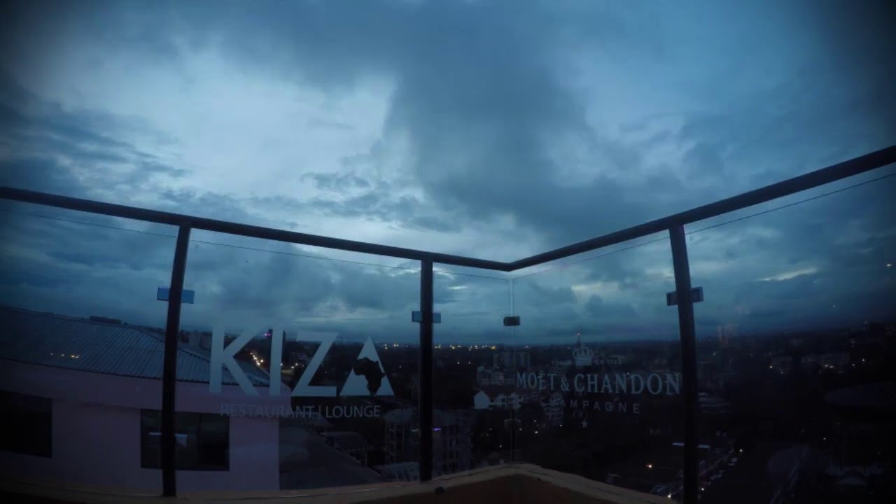 Kiza Nairobi Time Lapse 1 with the Goo Pro Hero 4 silver.