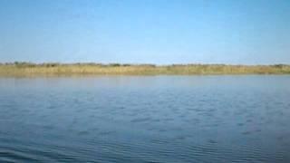 Озеро Биликоль, дорога на рыбзавод
