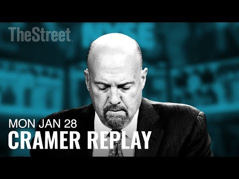 Jim Cramer's Thoughts on Caterpillar's Quarter and Nvidia