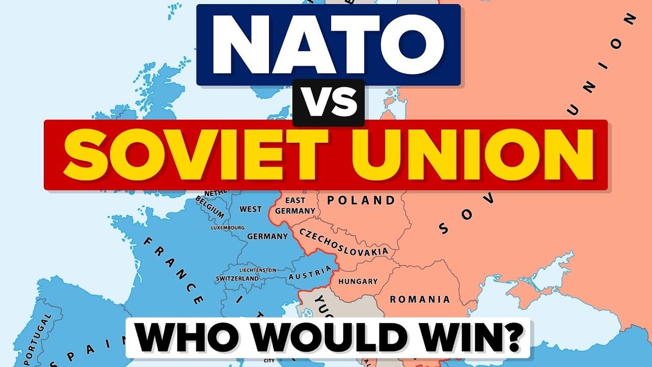 Nato Vs Soviet Union Who Would Win Military Army Comparison