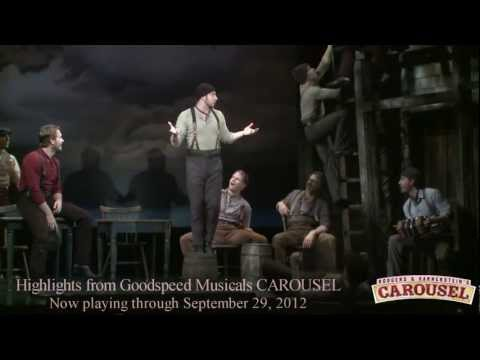 Highlights from Goodspeed Musicals CAROUSEL streaming vf