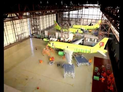 S7 Airlines - О компании