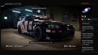 Need For Speed 2015: Drifting/Slight Tuning