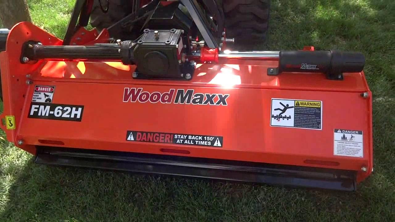 WoodMaxx FM-62H, 62