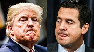 Devin Nunes Admits Trump Committed A Crime In Secretly Recorded Tapes
