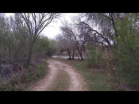 TEXAS/MEXICO BORDER, Rio Grande River, Near Falcon Lake Tx