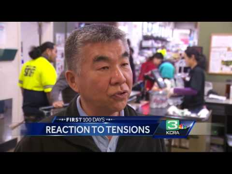 Korean-Americans in NorCal concerned over tensions on peninsula