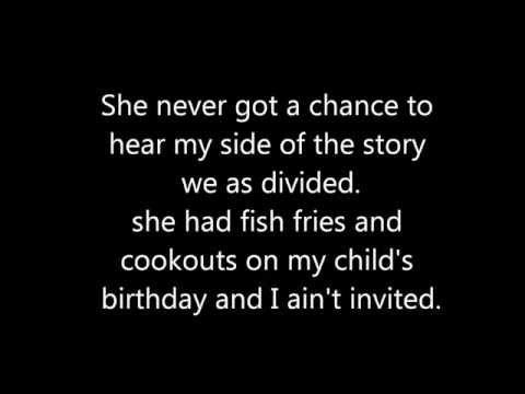 Outkast, Ms. Jackson Lyrics Video