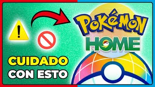 TRUCOS Y DETALLES de Pokémon Home 🏡 ¿SIN PAGAR? - Guía COMPLETA (Nintendo Switch)