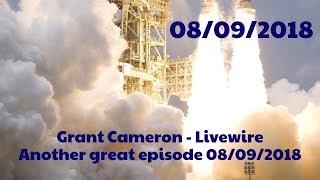 Grant Cameron Live (08/09/2018)